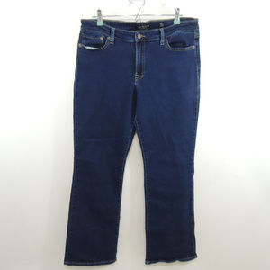 EUC Lucky Brand Womens Boot Cut Jeans Size 16/33